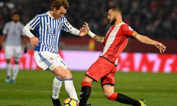 Bóng đá - Girona vs Real Sociedad 03h00 ngày 26/02
