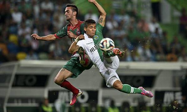 Sporting Lisbon vs Maritimo 1h ngày 25/9