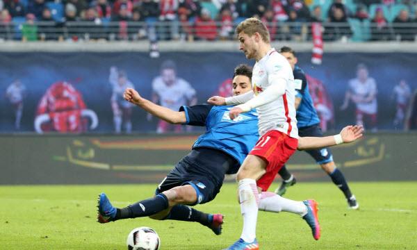 Bóng đá - Hoffenheim vs RB Leipzig 01h30 ngày 13/06