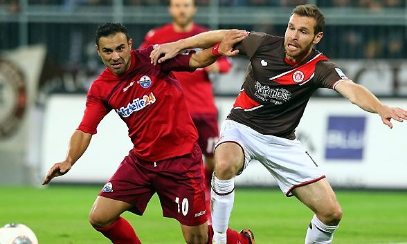Bóng đá - SC Paderborn 07 vs St. Pauli 02/03/2019 19h00