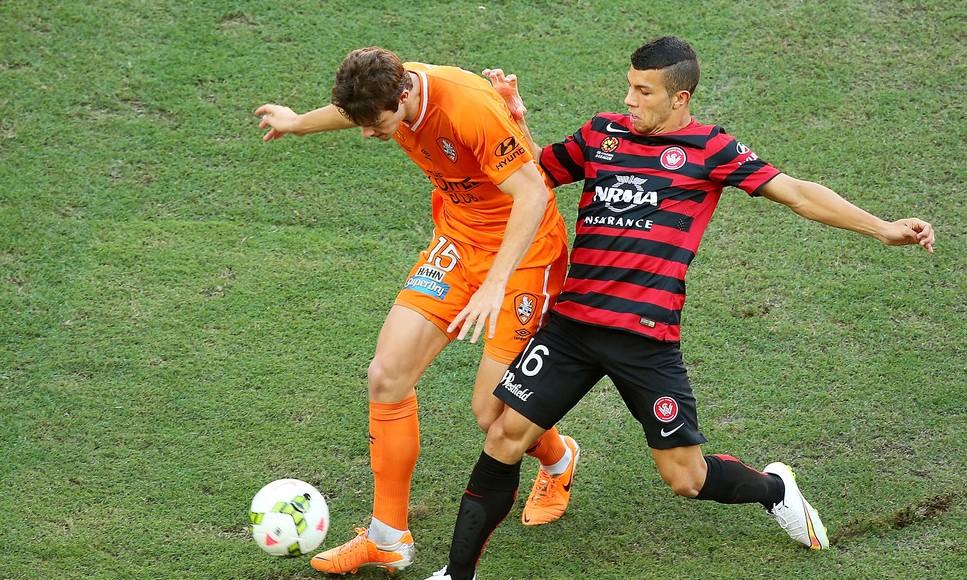 Bóng đá - Brisbane Roar FC vs Western Sydney 06/03/2020 16h30