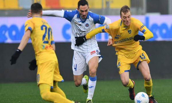 Bóng đá - Frosinone vs Ternana 22h ngày 31/7