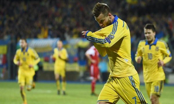 Dự đoán nhận định Ukraine vs Luxembourg 01h45 ngày 11/06