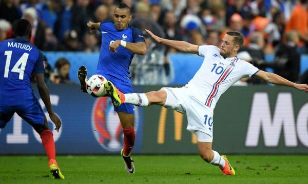 Bóng đá - Pháp vs Iceland 02h45 ngày 26/03
