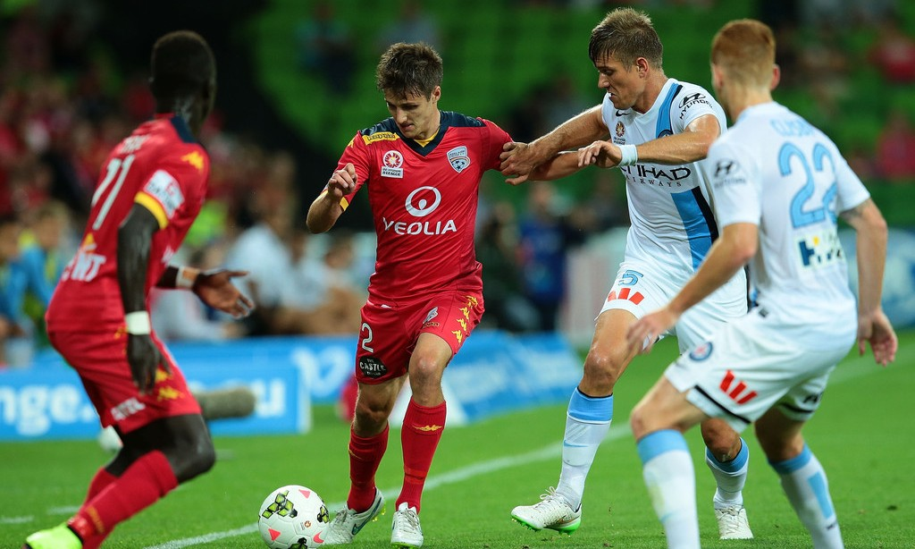 Bóng đá - Adelaide United FC vs Melbourne City 05/05/2019 16h00