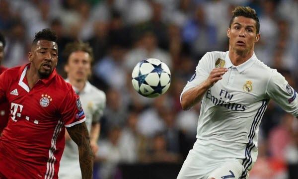 Bóng đá - Bayern Munich vs Real Madrid 01h45, ngày 26/04