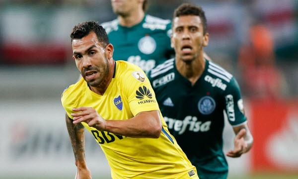 Bóng đá - Boca Juniors vs Palmeiras 07h45, ngày 26/04