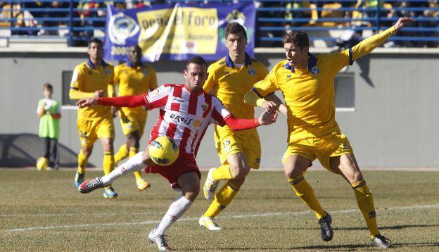 Bóng đá - Alcorcon vs Almeria 22h00 ngày 13/01