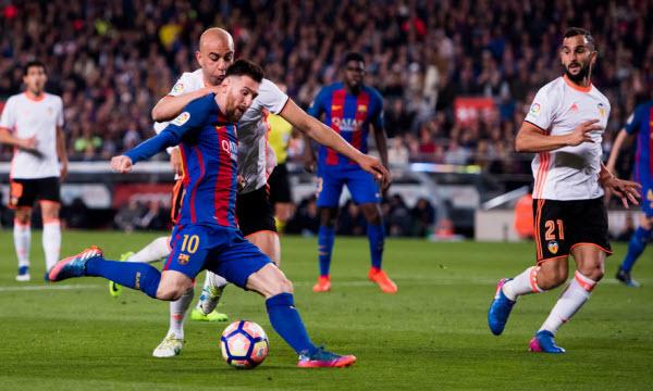 Bóng đá - Barcelona vs Valencia 02h00 ngày 26/05