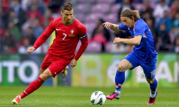 Bóng đá - Croatia vs Bồ Đào Nha 02h00, ngày 26/06