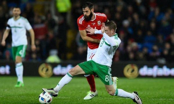 Bóng đá - Xứ Wales vs Bắc Ireland 22h59, ngày 25/06