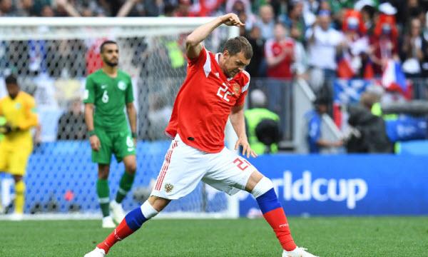 Bóng đá - Nga vs Uruguay 21h00, ngày 25/06