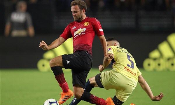 Bóng đá - AC Milan vs Manchester United 10h00, ngày 26/07