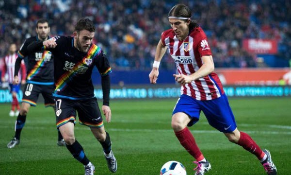 Bóng đá - Rayo Vallecano vs Atletico Madrid 16/02/2019 22h15