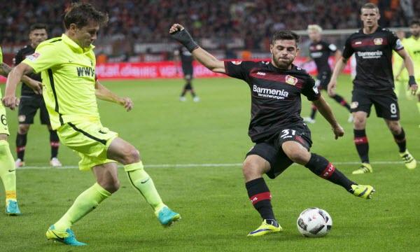 Bóng đá - Bayer Leverkusen vs Monchengladbach 19/01/2019 21h30