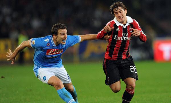 Bóng đá - Napoli vs AC Milan 01h30, ngày 26/08