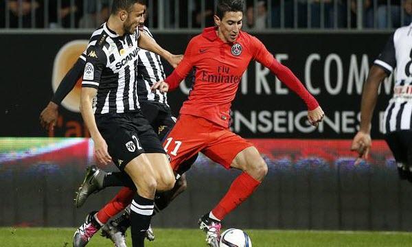 Bóng đá - Paris Saint Germain vs Angers SCO 22h00, ngày 25/08