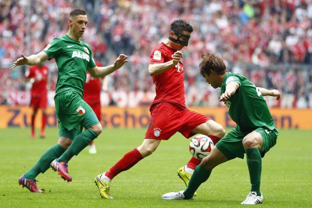 Bóng đá - Bayern Munich vs Augsburg 01h30, ngày 26/09