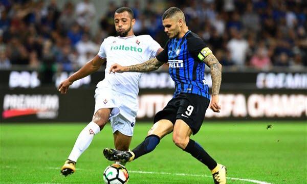 Bóng đá - Fiorentina vs Inter Milan 25/02/2019 02h30