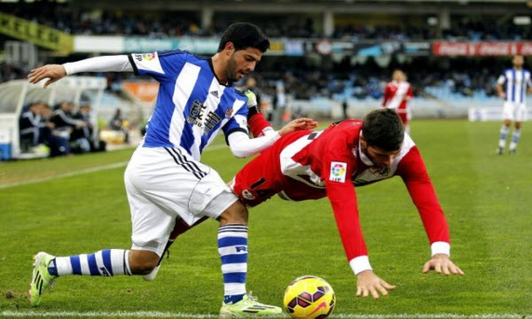 Bóng đá - Real Sociedad vs Rayo Vallecano 02h00, ngày 26/09