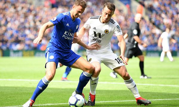 Bóng đá - Wolves vs Leicester City 01h45, ngày 26/09