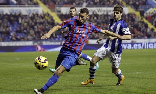 Bóng đá - Levante vs Real Sociedad 18h00, ngày 25/10