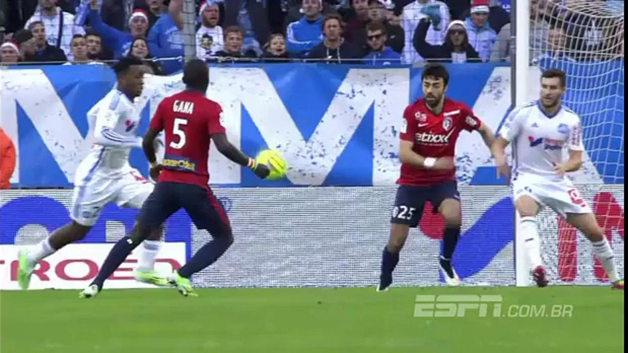 Bóng đá - Lille OSC vs Marseille 22h59, ngày 25/10