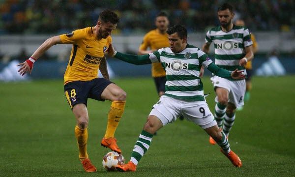 Bóng đá - Sporting Lisbon vs Arsenal 23h55 ngày 25/10