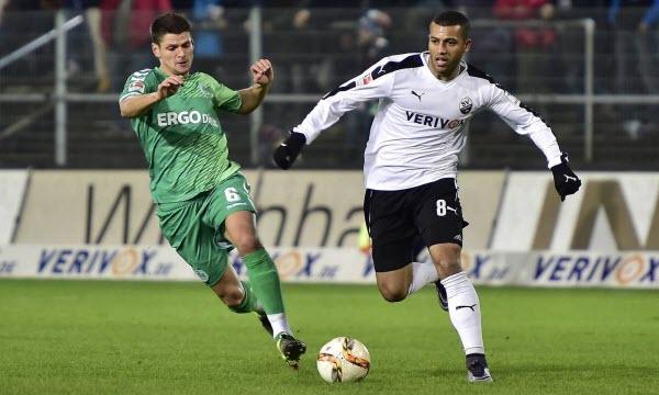 Bóng đá - Greuther Furth vs Arminia Bielefeld 31/03/2019 18h30
