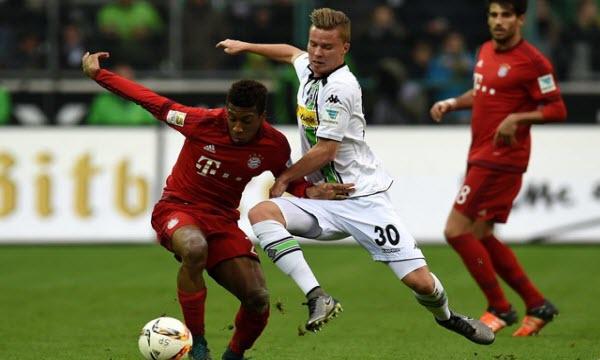 Bóng đá - Monchengladbach vs Bayern Munich 00h30, ngày 26/11