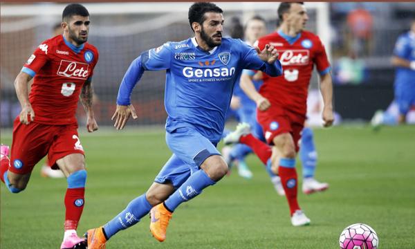 Bóng đá - Empoli vs Atalanta 21h00 ngày 25/11