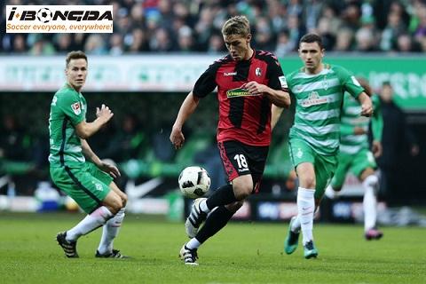 Bóng đá - Werder Bremen vs Freiburg 20h30 ngày 13/04