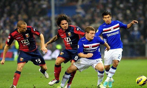 Dự đoán nhận định Sampdoria vs Genoa 20h00 ngày 14/04