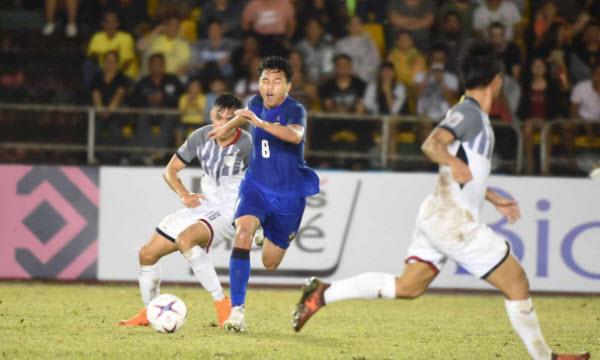 Bóng đá - Indonesia vs Philippines 19h00 ngày 25/11