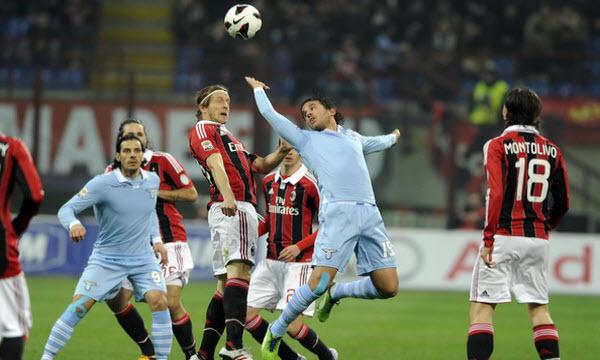 Bóng đá - Lazio vs AC Milan 00h00 ngày 26/11