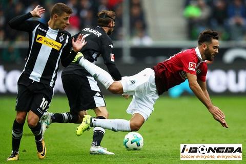 Bóng đá - Monchengladbach vs Hannover 96 00h00 ngày 26/11