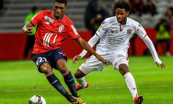Bóng đá - Lille OSC vs Nice 02/02/2019 02h45