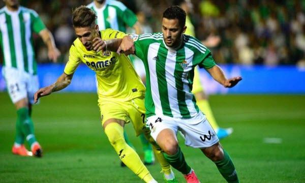 Bóng đá - Villarreal vs Real Betis 02h45 ngày 26/11