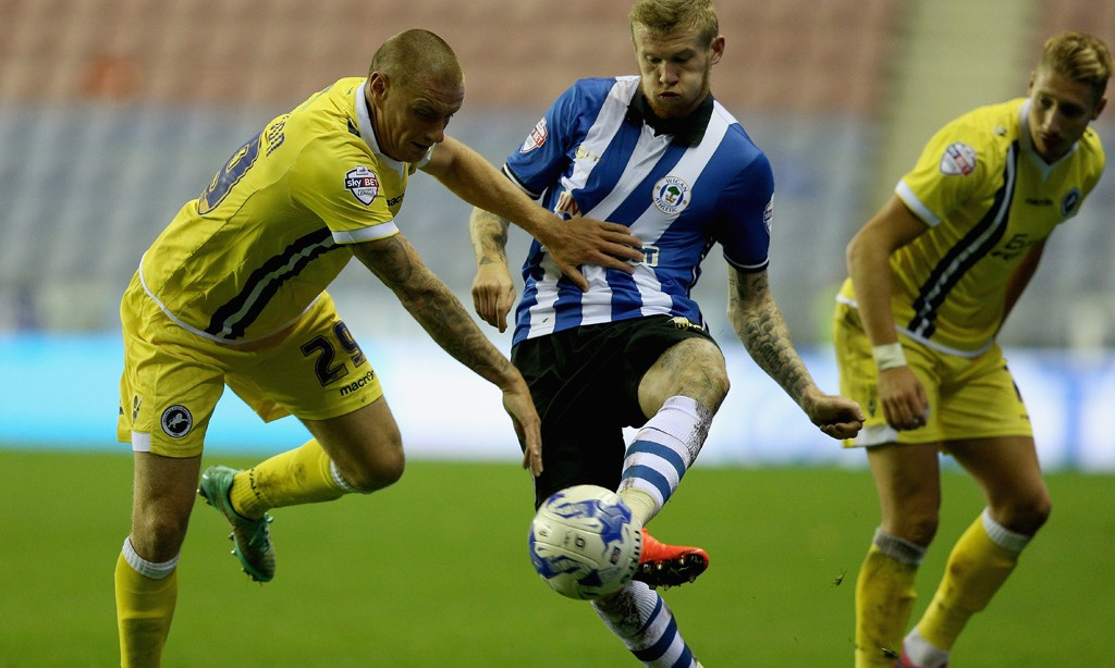 Bóng đá - Leeds United vs Wigan Athletic 19/04/2019 21h00