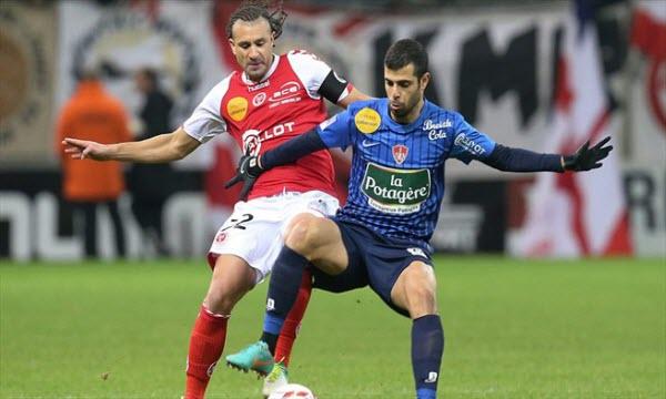 Bóng đá - Angers SCO vs Stade Brestois 02h30, ngày 27/01