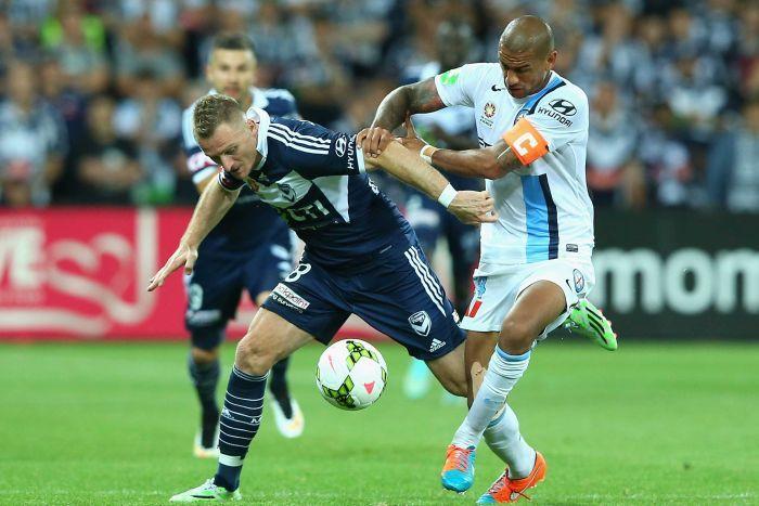 Bóng đá - Melbourne Victory FC vs Sydney FC 15h50 ngày 26/01