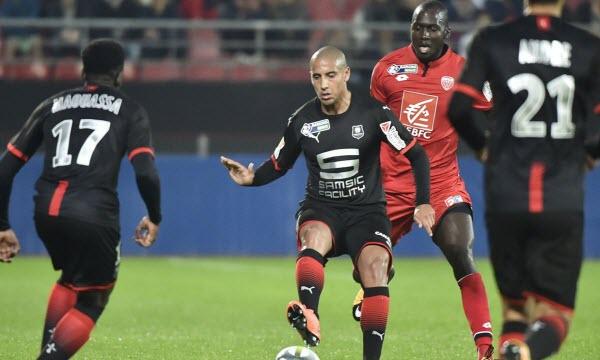 Phân tích Dijon vs Stade Rennais FC 0h ngày 17/10