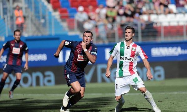 Bóng đá - Leganes vs Eibar 00h30 ngày 27/01