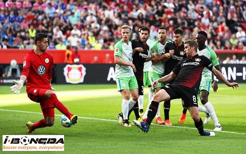 Bóng đá - Wolfsburg vs Bayer Leverkusen 21h30 ngày 26/01