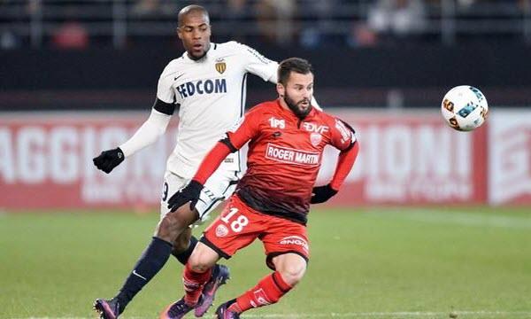 Bóng đá - Dijon vs Monaco 02h00 ngày 23/02