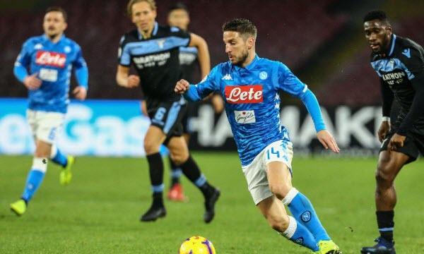 Bóng đá - AC Milan vs Napoli 02h30 ngày 27/01