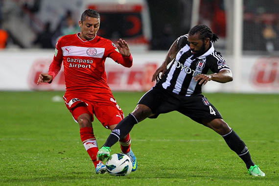 Bóng đá - Antalyaspor vs Besiktas 23h ngày 18/9