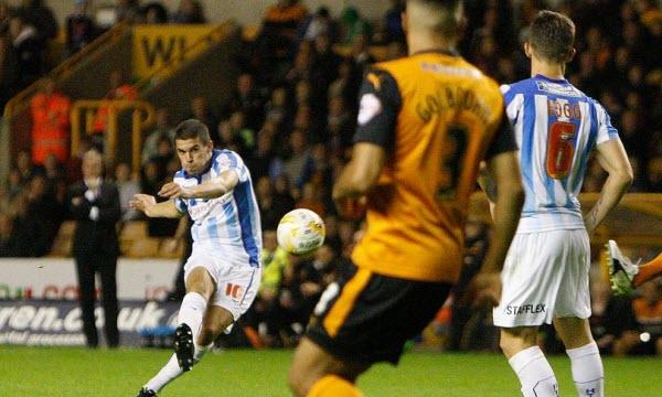 Bóng đá - Huddersfield Town vs Wolves 02h45 ngày 27/02