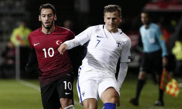 Bóng đá - Armenia vs Phần Lan 00h00 ngày 27/03