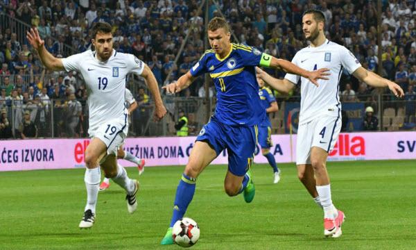 Bóng đá - Hy Lạp vs Bosnia Herzegovina 01h45 ngày 16/10